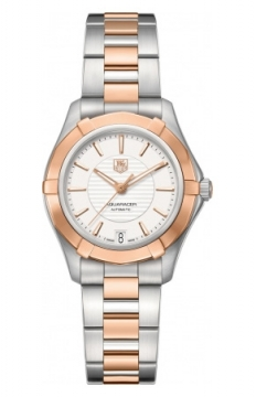 Tag Heuer Aquaracer Automatic Ladies 34mm Ladies watch, model number - wap2350.bd0838, discount price of £3,116.00 from The Watch Source