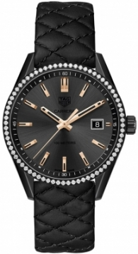 Buy this new Tag Heuer Carrera Quartz war1115.fc6392 ladies watch for the discount price of £3,145.00. UK Retailer.