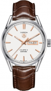 Tag Heuer Carrera Caliber 5 Day Date war201d.fc6291 watch