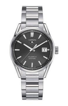 Tag Heuer Carrera Caliber 5 Mens watch, model number - war211c.ba0782, discount price of £1,717.00 from The Watch Source