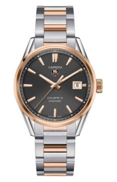 Tag Heuer Carrera Caliber 5 Mens watch, model number - war215e.bd0784, discount price of £2,665.00 from The Watch Source