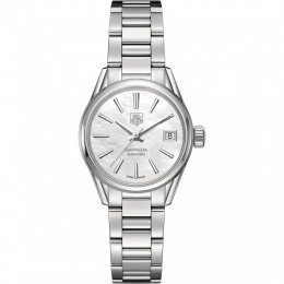 Buy this new Tag Heuer Carrera Automatic war2411.ba0776 ladies watch for the discount price of £1,615.00. UK Retailer.