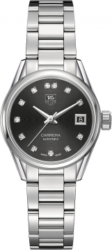 Buy this new Tag Heuer Carrera Automatic war2413.ba0776 ladies watch for the discount price of £2,340.00. UK Retailer.