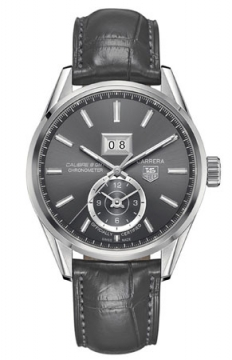 Tag Heuer Carrera Grande Date GMT Mens watch, model number - war5012.fc6326, discount price of £2,520.00 from The Watch Source