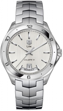 Tag Heuer Link Automatic Mens watch, model number - wat2011.ba0951, discount price of £2,080.00 from The Watch Source