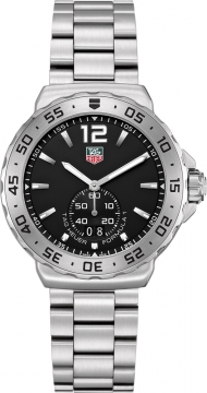 Tag Heuer Formula 1 Quartz 41mm Mens watch, model number - wau1112.ba0858, discount price of £880.00 from The Watch Source