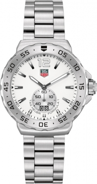 Tag Heuer Formula 1 Quartz 41mm Mens watch, model number - wau1113.ba0858, discount price of £880.00 from The Watch Source