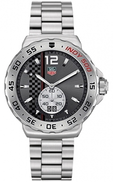 Tag Heuer Formula 1 Quartz 41mm Mens watch, model number - wau1117.ba0858, discount price of £920.00 from The Watch Source