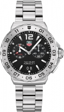 Tag Heuer Formula 1 Alarm Mens watch, model number - wau111a.ba0858, discount price of £960.00 from The Watch Source