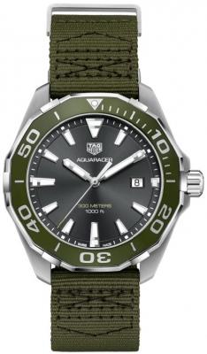 Tag Heuer Aquaracer Quartz 43mm way101L.fc8222 watch