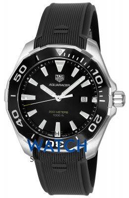 Tag Heuer Aquaracer Quartz 43mm way101a.ft6141 watch