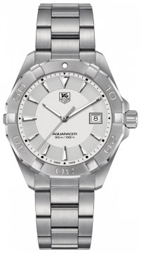 Buy this new Tag Heuer Aquaracer Quartz way1111.ba0928 mens watch for the discount price of £1,062.00. UK Retailer.