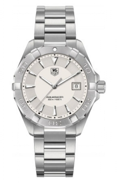 Tag Heuer Aquaracer Quartz Mens watch, model number - way1111.ba0910, discount price of £920.00 from The Watch Source
