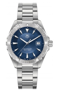 Tag Heuer Aquaracer Quartz Mens watch, model number - way1112.ba0910, discount price of £920.00 from The Watch Source