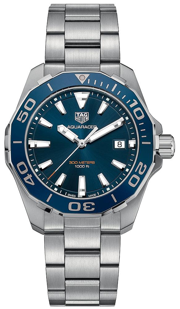 Tag Heuer Uk >> Buy This New Tag Heuer Aquaracer Quartz 41mm Way111c Ba0928 Mens