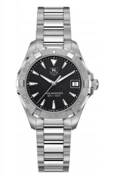 Buy this new Tag Heuer Aquaracer Quartz Ladies 32mm way1310.ba0915 ladies watch for the discount price of £850.00. UK Retailer.