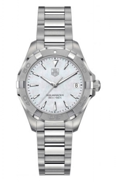 Tag Heuer Aquaracer Quartz Ladies 32mm Ladies watch, model number - way1312.ba0915, discount price of £779.00 from The Watch Source