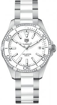 Tag Heuer Aquaracer Quartz Ladies 35mm way131h.ba0914