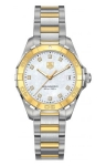 Tag Heuer Aquaracer Quartz Ladies 32mm way1351.bd0917 watch