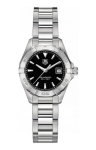 Tag Heuer Aquaracer Quartz Ladies 27mm way1410.ba0920 watch