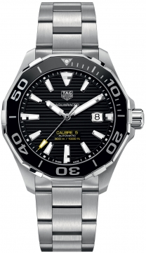 Buy this new Tag Heuer Aquaracer Automatic 43mm way201a.ba0927 mens watch for the discount price of £2,070.00. UK Retailer.