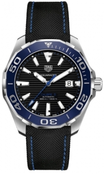 Buy this new Tag Heuer Aquaracer Automatic 43mm way201c.fc6395 mens watch for the discount price of £1,785.00. UK Retailer.
