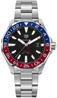 Buy this new Tag Heuer Aquaracer Automatic 43mm way201f.ba0927 mens watch for the discount price of £1,870.00. UK Retailer.