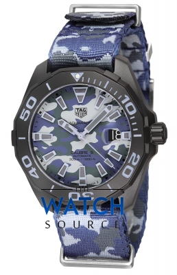 Buy this new Tag Heuer Aquaracer Automatic 43mm way208d.fc8221 mens watch for the discount price of £1,955.00. UK Retailer.