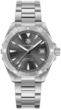 Tag Heuer Aquaracer Automatic Mens watch, model number - way2113.ba0910, discount price of £1,312.00 from The Watch Source