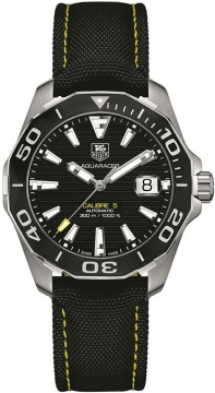 Buy this new Tag Heuer Aquaracer Automatic way211a.fc6362 mens watch for the discount price of £1,657.00. UK Retailer.
