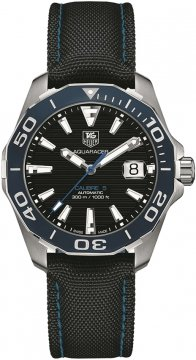 Buy this new Tag Heuer Aquaracer Automatic way211b.fc6363 mens watch for the discount price of £1,695.00. UK Retailer.