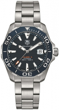 Buy this new Tag Heuer Aquaracer Automatic way211c.ba0928 mens watch for the discount price of £1,740.00. UK Retailer.