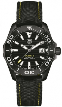 Buy this new Tag Heuer Aquaracer Automatic way218a.fc6362 mens watch for the discount price of £2,030.00. UK Retailer.