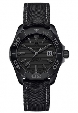 Buy this new Tag Heuer Aquaracer Automatic way218b.fc6364 mens watch for the discount price of £2,040.00. UK Retailer.