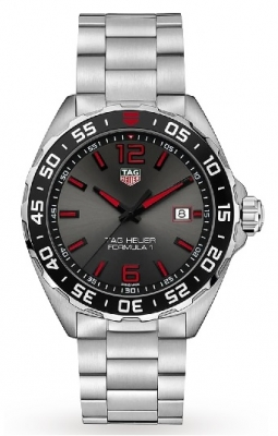 Tag Heuer Formula 1 Quartz 43mm waz1018.ba0842 watch