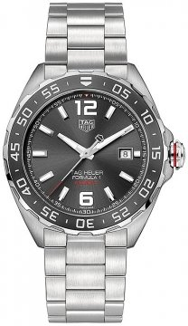 Buy this new Tag Heuer Formula 1 Automatic 43mm waz2011.ba0842 mens watch for the discount price of £1,232.00. UK Retailer.