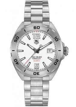 Buy this new Tag Heuer Formula 1 Automatic 41mm waz2114.ba0875 mens watch for the discount price of £1,232.00. UK Retailer.