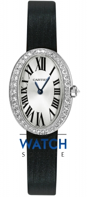 Buy this new Cartier Baignoire Small wb520008 ladies watch for the discount price of £19,080.00. UK Retailer.