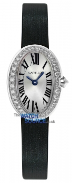 Buy this new Cartier Baignoire Mini wb520027 ladies watch for the discount price of £14,836.00. UK Retailer.