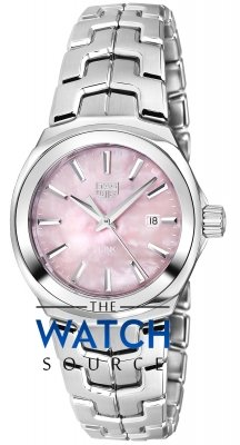Buy this new Tag Heuer Link Quartz 32mm wbc1317.ba0600 ladies watch for the discount price of £1,147.00. UK Retailer.