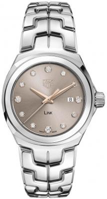 Tag Heuer Link Quartz 32mm wbc131e.ba0649 watch