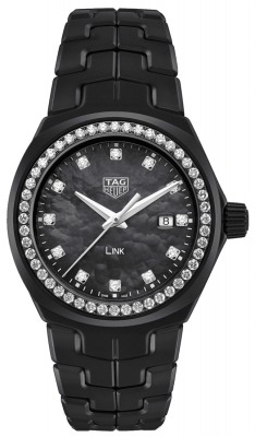 Buy this new Tag Heuer Link Quartz 32mm wbc1394.bh0745 ladies watch for the discount price of £4,160.00. UK Retailer.