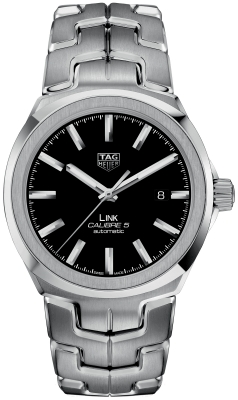 Tag Heuer Link Automatic 41mm wbc2110.ba0603 watch