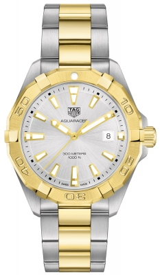 Buy this new Tag Heuer Aquaracer Quartz 41mm wbd1120.bb0930 mens watch for the discount price of £1,572.00. UK Retailer.