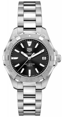 Tag Heuer Aquaracer Quartz Ladies 32mm wbd1310.ba0740 watch