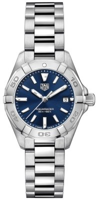 Tag Heuer Aquaracer Quartz Ladies 27mm wbd1412.ba0741 watch
