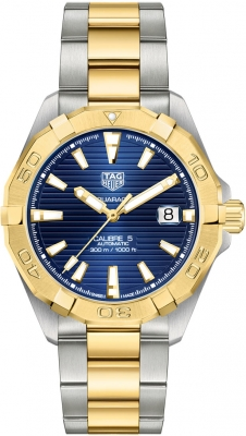 Buy this new Tag Heuer Aquaracer Automatic 41mm wbd2120.bb0930 mens watch for the discount price of £2,340.00. UK Retailer.