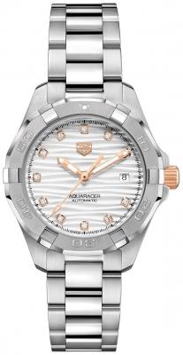 Tag Heuer Aquaracer Automatic Ladies 32mm wbd2320.ba0740 watch