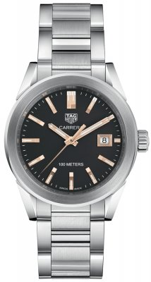Buy this new Tag Heuer Carrera Quartz wbg1311.ba0758 ladies watch for the discount price of £1,440.00. UK Retailer.