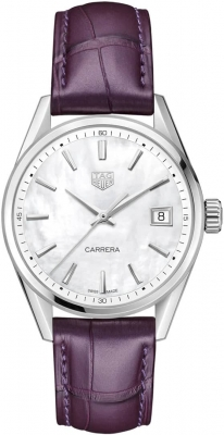 Tag Heuer Carrera Quartz 36mm wbk1311.fc8261 watch